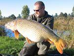 Leer beter vijvervissen met karpercrack Eddy Norder