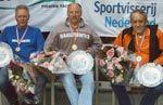 Sjaak Verburg Nederlands Kampioen Bootvissen 2011