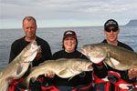 (persbericht Pure Fishing) Noorwegen / IJslanddag 2010