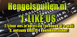 Gratis Kentekensticker