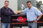 Tomasco visboten nieuwe hoofdsponsor Predatortour 2012